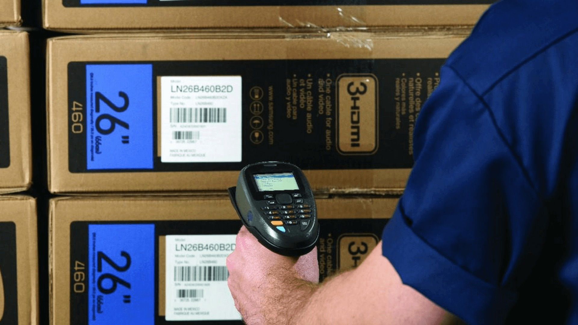 How to use barcodes with delivery tracking software