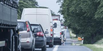 Should vans have the same check procedure as HGVs?