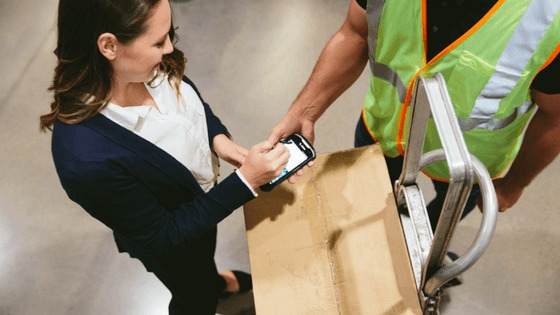 Why the Zebra TC56 is the Best Device for Logistics
