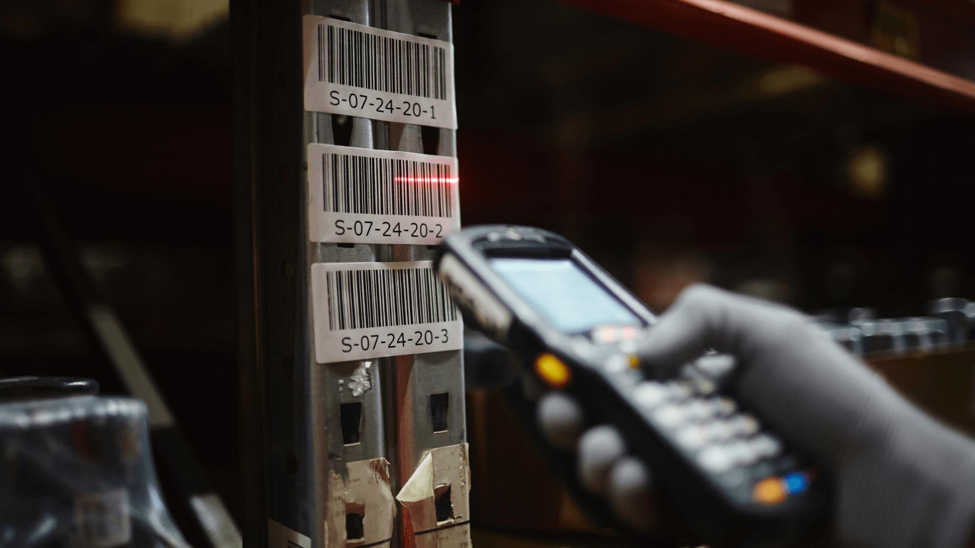 Barcode Scanning in Stream