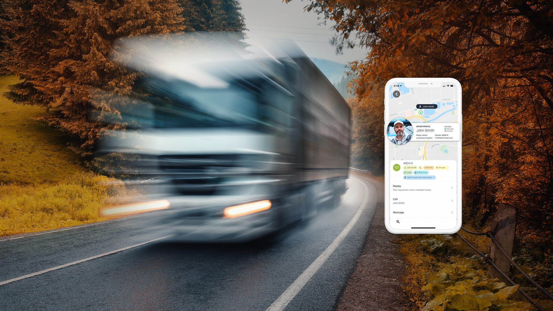 Bringing Advanced Vehicle Tracking & AI-Powered Fleet Management to Stream with TN360