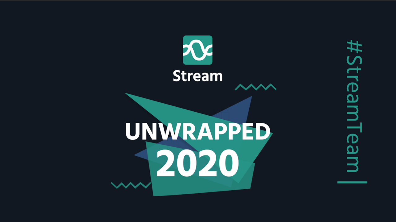 Stream Unwrapped 2020