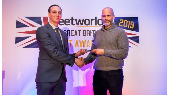 FleetWorld Great British Fleet Awards 2019 Winner