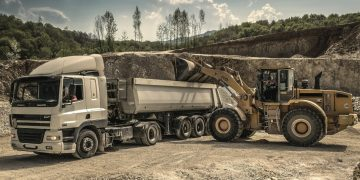 Heavy Equipment & Asset Tracking