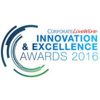 Corporate Livewire Innovation & Excellence Awards 2016