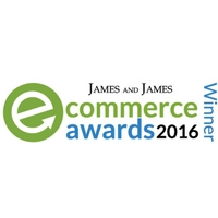 James & James Ecommerce Fulfilment Awards 2016