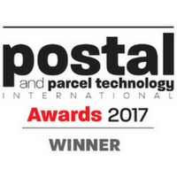 Postal Technology International Awards 2017