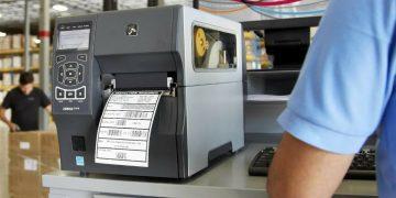 Zebra ZT400 Printer
