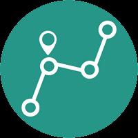 Routeplanning met meerdere depots