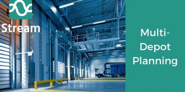 Stream Go | Multi-Depot Logistics Planning