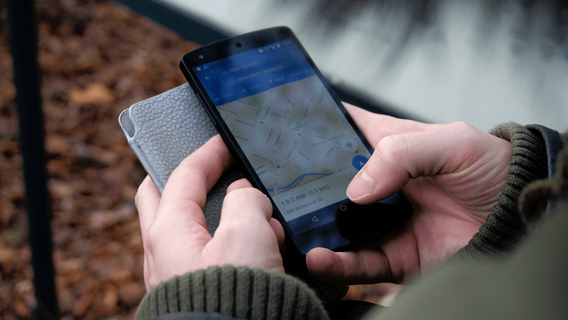 Planning and Tracking Deliveries using Google Maps